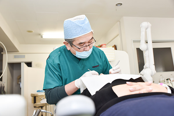街の歯医者として活動中